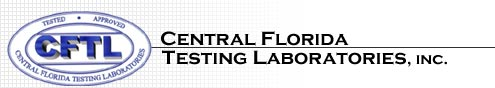 Central Florida Testing Laboratories, Inc.